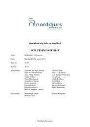 28-01-2013-00 Referat med bilag - Norddjurs Kommune