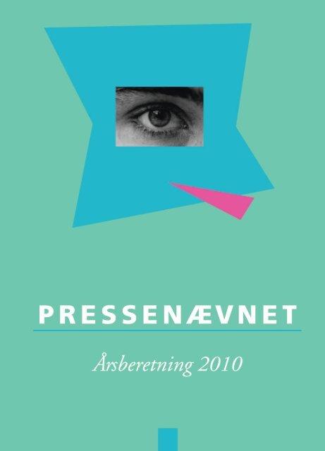 Årsberetning 2010 - Pressenævnet