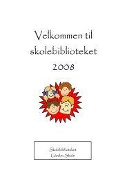 Bibliotek 1 - Gårslev Skole