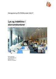 Slutrapport pdf - Elforsk