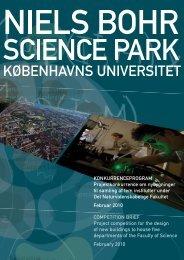 KONKuRRENCEPROgRam - Nørre Campus - Københavns Universitet