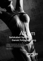 Alt om SDF 2013_Net_1.pdf - Selskabet for Dansk Fotografi