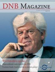 DNB Magazine – augustus 2005 - Treasury.nl
