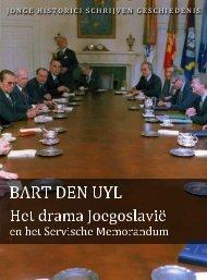 Bart den Uyl (pdf) - Jonge Historici Schrijven Geschiedenis