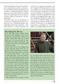 Stor interesse for afdelingens stand for skills Bestyrelsen styrker ... - Page 5