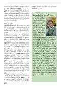 Stor interesse for afdelingens stand for skills Bestyrelsen styrker ... - Page 6