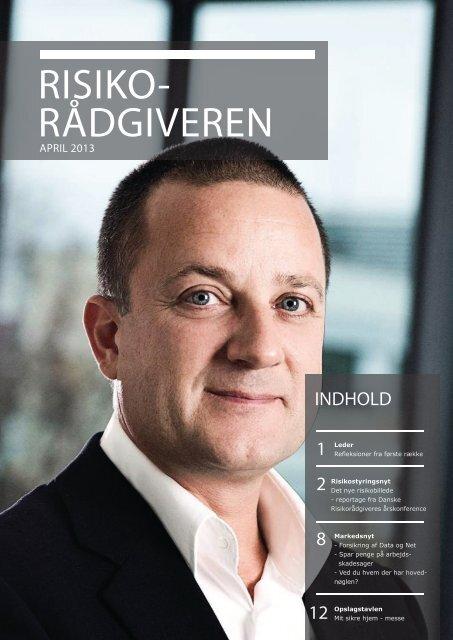 RISIKO- RÅDGIVEREN - Danske Risikorådgivere