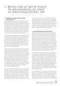 Organisering og drift - Lokale og Anlægsfonden - Page 5