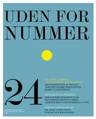 Uden for nummer 24 - Dansk Socialrådgiverforening