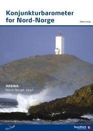 last ned - Konjunkturbarometer for Nord-Norge