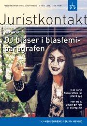 Juristkontakt 3 • 2003