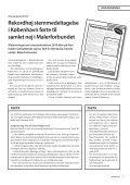 malernyt nr. 3 2010, som pdf - Malernes Fagforening Storkøbenhavn - Page 3