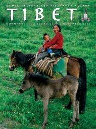 Tibet 63, 2005 - Dansk Selskab for Tibetansk Kultur