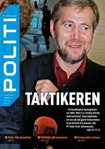 Juni - Politi forum