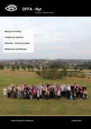 Læs bladet her - Dansk forening for Albinisme