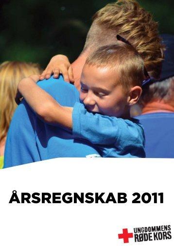 ÅRSREGNSKAB 2011 - Ungdommens Røde Kors