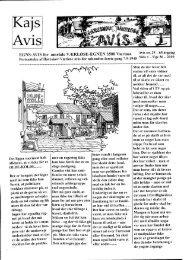 Nummer 29 - Kajs Avis