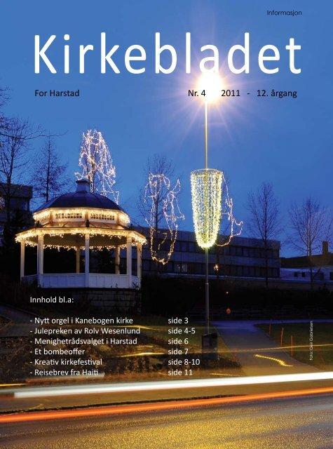 For Harstad Nr. 4 2011 - 12. årgang - kiha.no