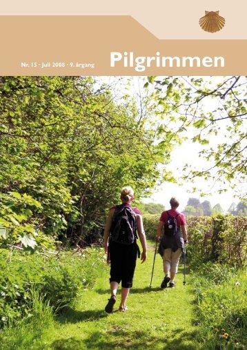 Pilgrimmen - Foreningen af Danske Santiagopilgrimme