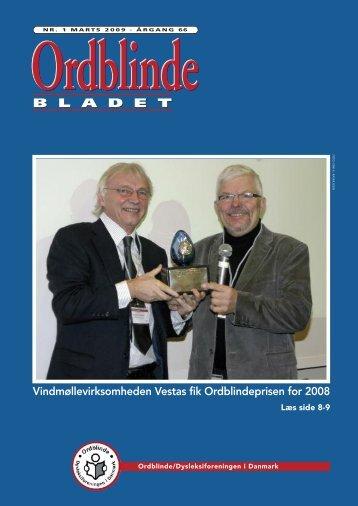 bladet - Ordblinde/Dysleksiforeningen i Danmark