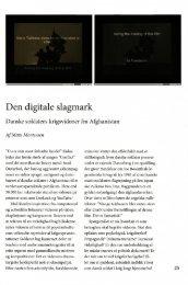 Den digitale slagmark
