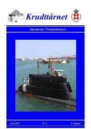 Krudttårnet - Forsvarskommandoen