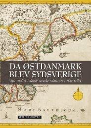 da østdanmark blev sydsverige - Lunds universitet