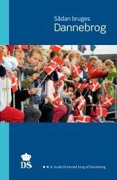 Sådan bruges Dannebrog - Danmarks-samfundet