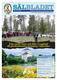 SÄLbladet 2-3 - Sveriges läkarförbund