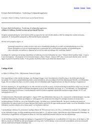 Vurdering af miljøundersøgelserne - Femern Belt Development