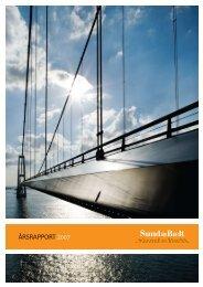 årsrapport 2007 - Sund og Bælt