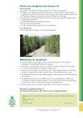 Informasjon om skogfond - Skogbrukets kursinstitutt - Page 4