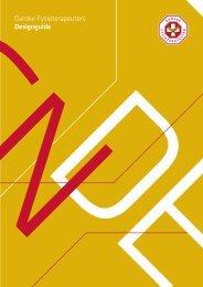 Danske Fysioterapeuters designguide (PDF)
