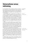 Den universelle velfærdsstat - Socialpolitisk Forening - Page 5