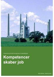 Kompetencer skaber job - Region Nordjylland