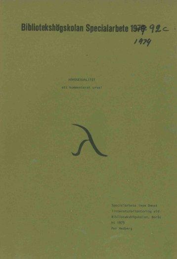 1979 nr 92.pdf - BADA - Högskolan i Borås