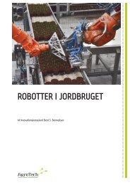 Robotter i Jordbruget. (6 MB) - AgroTech