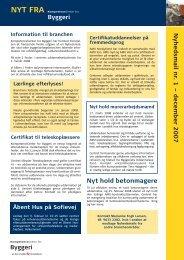 NYT FRA Byggeri - AMU Nordjylland