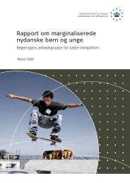Rapport om marginaliserede nydanske børn og unge - Ny i Danmark