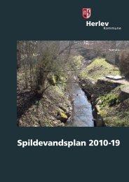Herlev Kommunes Spildevandsplan - hofor