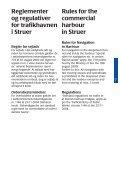 Reglement Trafikhavn (PDF) - Struer Havn - Page 7