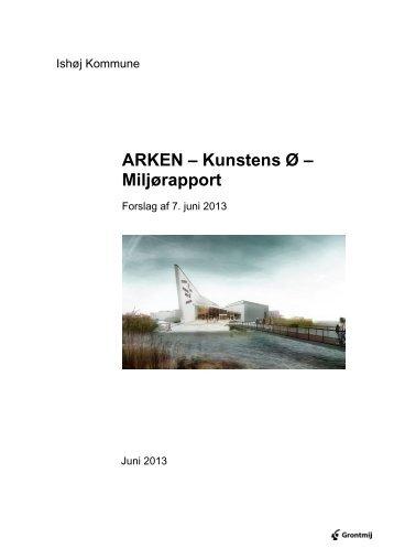 ARKEN – Kunstens Ø