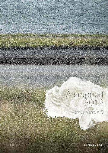 Download Årsrapport 2012 (PDF) - Aarhus Vand