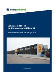 Lokalplan nr. 360-49 - Lolland Kommune
