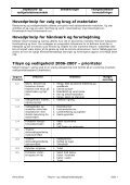 Anna Elise Tilsyns- og vedligeholdelsesplan - Page 3