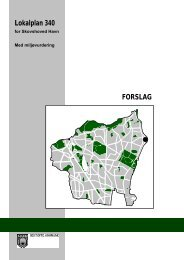 Lokalplan 34 - Gentofte Kommune