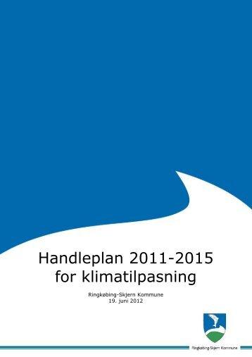 Handleplan 2011-2015 for klimatilpasning - Ringkøbing-Skjern ...