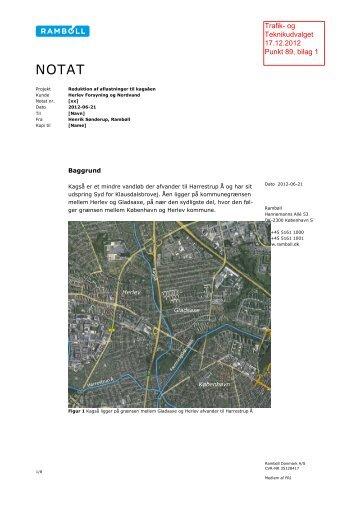 1. Bilag 1: Notat om Kagså, juni 2012