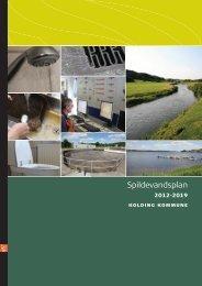 Spildevandsplan - Kolding Spildevand A/S