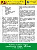 Nyt fra redaktionen... 2 Julefrokost. - Skovbakken - Page 4